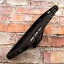 Samsung Galaxy S6 - Black MPERO IMPACT SR - Kickstand Case Cover Angle 4