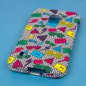 Samsung Galaxy S5 Active - Neon 90's MPERO SNAPZ - Case Cover Angle 3
