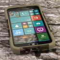 Samsung ATIV SE - Hunter Camo MPERO IMPACT X - Kickstand Case Cover Angle 2