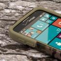 Samsung ATIV SE - Hunter Camo MPERO IMPACT X - Kickstand Case Cover Angle 5
