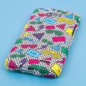 LG Optimus L90 - Neon 90s MPERO SNAPZ - Case Cover Angle 3