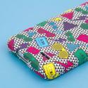 LG Optimus L90 - Neon 90s MPERO SNAPZ - Case Cover Angle 6