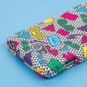 LG Optimus L90 - Neon 90s MPERO SNAPZ - Case Cover Angle 7