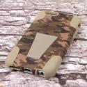 Apple iPhone 6/6S - Hunter Camo MPERO IMPACT X - Kickstand Case Cover Angle 3