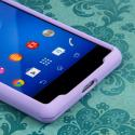 Sony Xperia Z2 - Radiant Orchid MPERO SNAPZ - Case Cover Angle 5