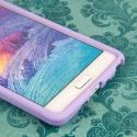 Samsung Galaxy Note 4 - Radiant Orchid MPERO SNAPZ - Case Cover Angle 5