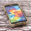 Samsung Galaxy S5 Mini - Hunter Camo MPERO IMPACT X - Kickstand Case Cover Angle 2