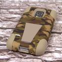 Samsung Galaxy S5 Mini - Hunter Camo MPERO IMPACT X - Kickstand Case Cover Angle 3