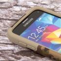 Samsung Galaxy S5 Mini - Hunter Camo MPERO IMPACT X - Kickstand Case Cover Angle 5