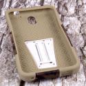 HTC Desire 610 - Hunter Camo MPERO IMPACT X - Kickstand Case Cover Angle 2