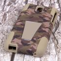 HTC Desire 610 - Hunter Camo MPERO IMPACT X - Kickstand Case Cover Angle 3