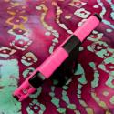 Apple iPhone 5/5S/SE - Pink MPERO IMPACT XT - Stand Case and Belt Holster Angle 4