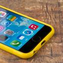 Apple iPhone 6/6S - Yellow MPERO FLEX S - Protective Case Cover Angle 5