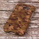 Samsung Galaxy S6 Active - Green Camo MPERO SNAPZ - Case Cover Angle 3