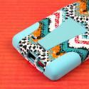 LG G Flex 2 - Aqua Safari MPERO IMPACT X - Kickstand Case Cover Angle 7