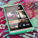 HTC One Max T6 - MINT GREEN MPERO FLEX S - Protective Case Cover Angle 2