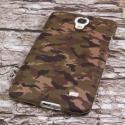 Samsung Galaxy Mega 2 - Green Camo MPERO SNAPZ - Case Cover Angle 3