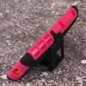 Nokia Lumia 530 - Hot Pink MPERO IMPACT SR - Kickstand Case Cover Angle 4