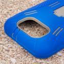 BLU Studio 5.5 - Blue MPERO IMPACT XL - Kickstand Case Cover Angle 6
