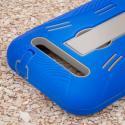BLU Studio 5.5 - Blue MPERO IMPACT XL - Kickstand Case Cover Angle 7