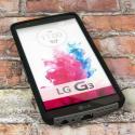 LG G3 - Gray MPERO FUSION M - Protective Case Cover Angle 2
