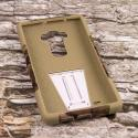 LG G Flex 2 - Hunter Camo MPERO IMPACT X - Kickstand Case Cover Angle 3