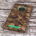 Nokia Lumia 830 - Green Camo MPERO SNAPZ - Case Cover Angle 3