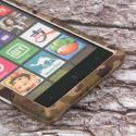 Nokia Lumia 830 - Green Camo MPERO SNAPZ - Case Cover Angle 5