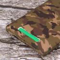 Nokia Lumia 830 - Green Camo MPERO SNAPZ - Case Cover Angle 7