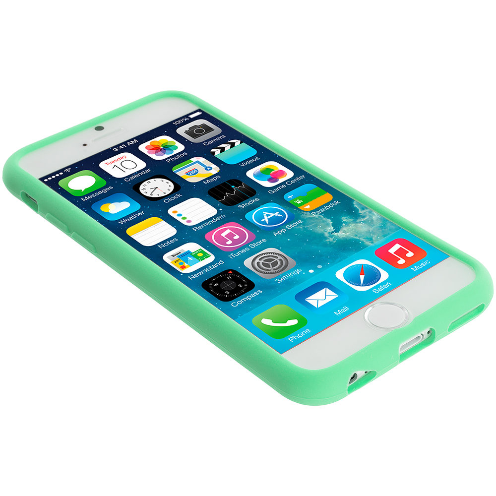 For Apple iPhone 6 Plus 5.5 Silicone Rubber Soft Skin Case Cover Accessory eBay