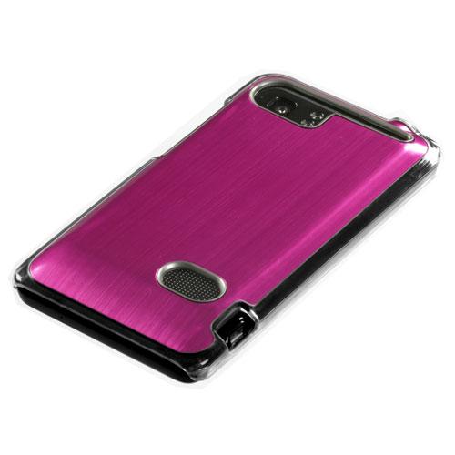 ... HTC Vivid / Holiday Aluminum Armor Cosmo Slim Hard Case Phone Cover