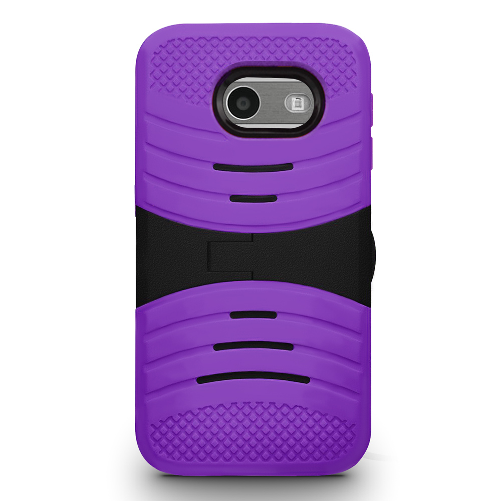 For Samsung Galaxy J3 Emerge Heavy Duty Protection Case