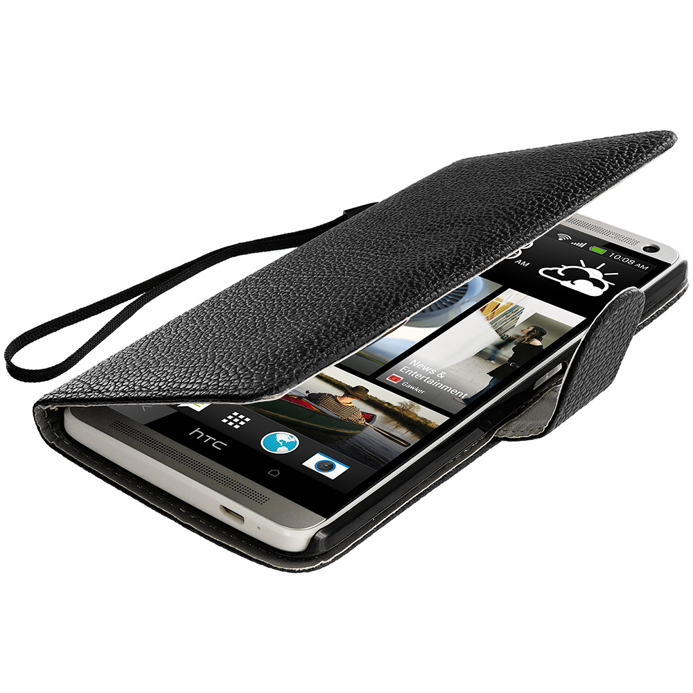 For-HTC-One-Max-T6-Phone-Color-Wallet-Pouch-Case-Cover-Holder-with-ID ...
