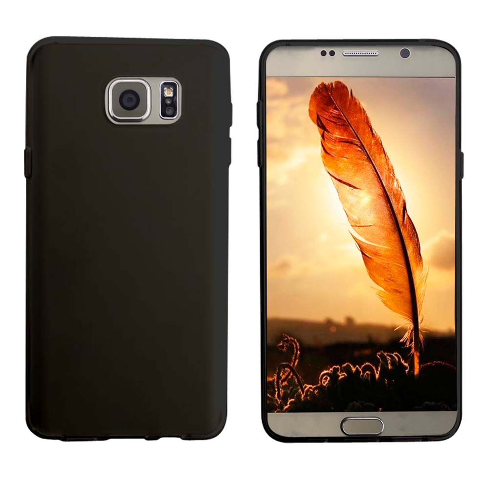 for samsung galaxy note 5 tpu rubber flexible case skin phone cover ebay. Black Bedroom Furniture Sets. Home Design Ideas