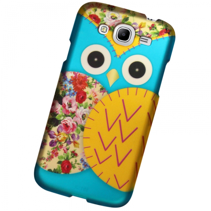 For-Samsung-Galaxy-Mega-5-8-Hard-Rubberized-Matte-Snap-On-Case-Phone ...
