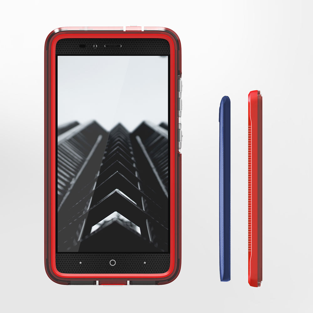 Fruhling zte zmax pro red case closes the