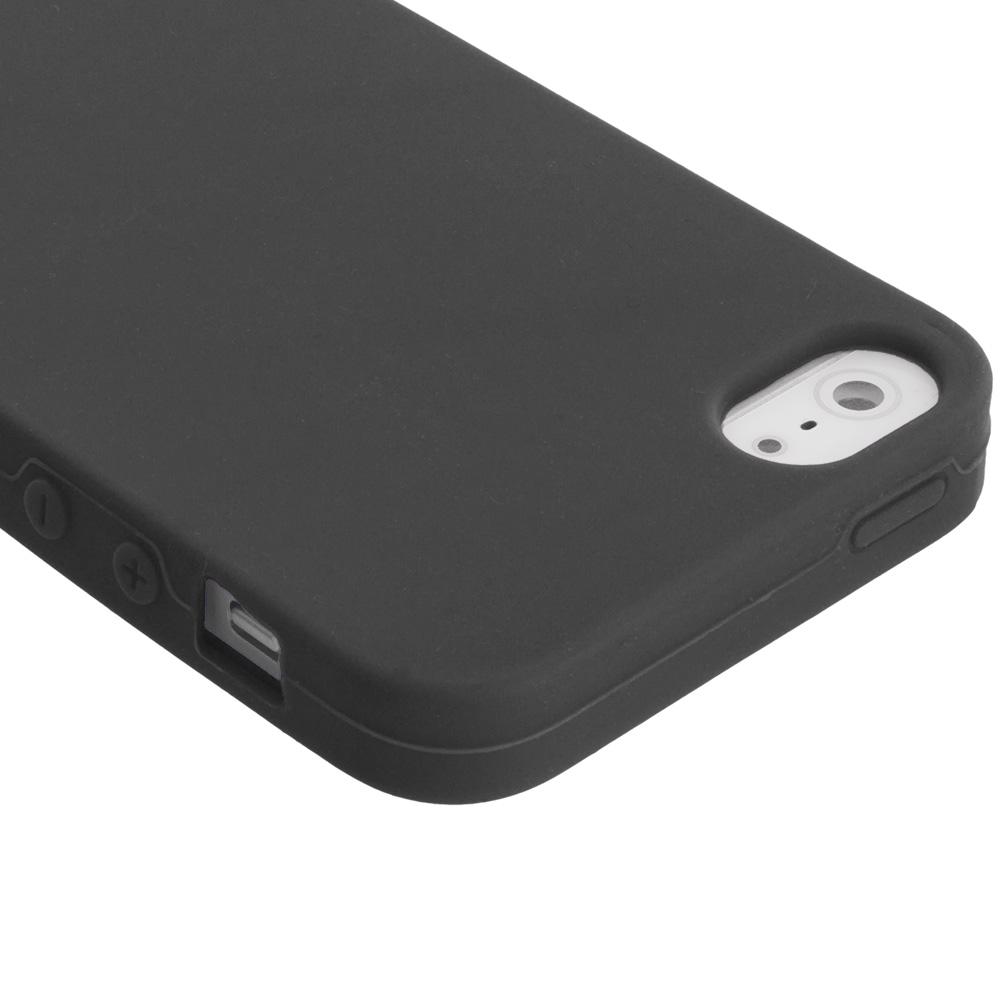 Black Silicone Cover 60