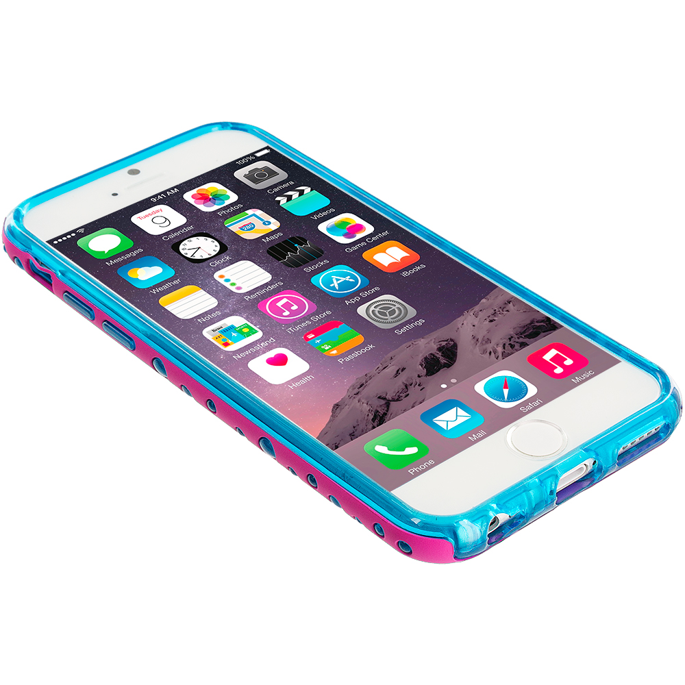 Baby Blue Iphone S Case