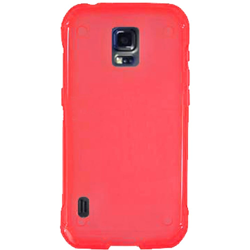 For Samsung Galaxy S5 Active TPU Rubber Flexible Phone ...