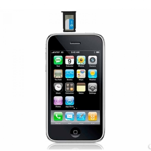 vassoio adattatore micro sim card per iphone 4s 4g 4gs 4 ebay. Black Bedroom Furniture Sets. Home Design Ideas