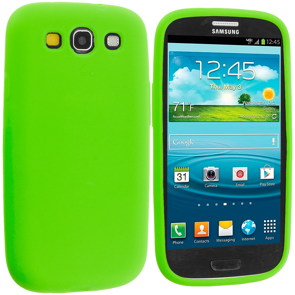how to answer galaxy s3 phone