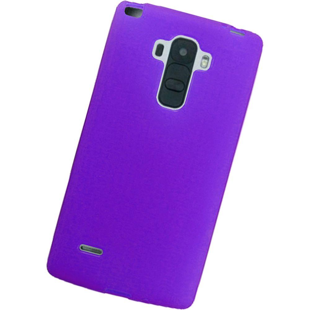 For LG G4 Stylus Phone Rubber TPU Flexible Phone Skin Case ...