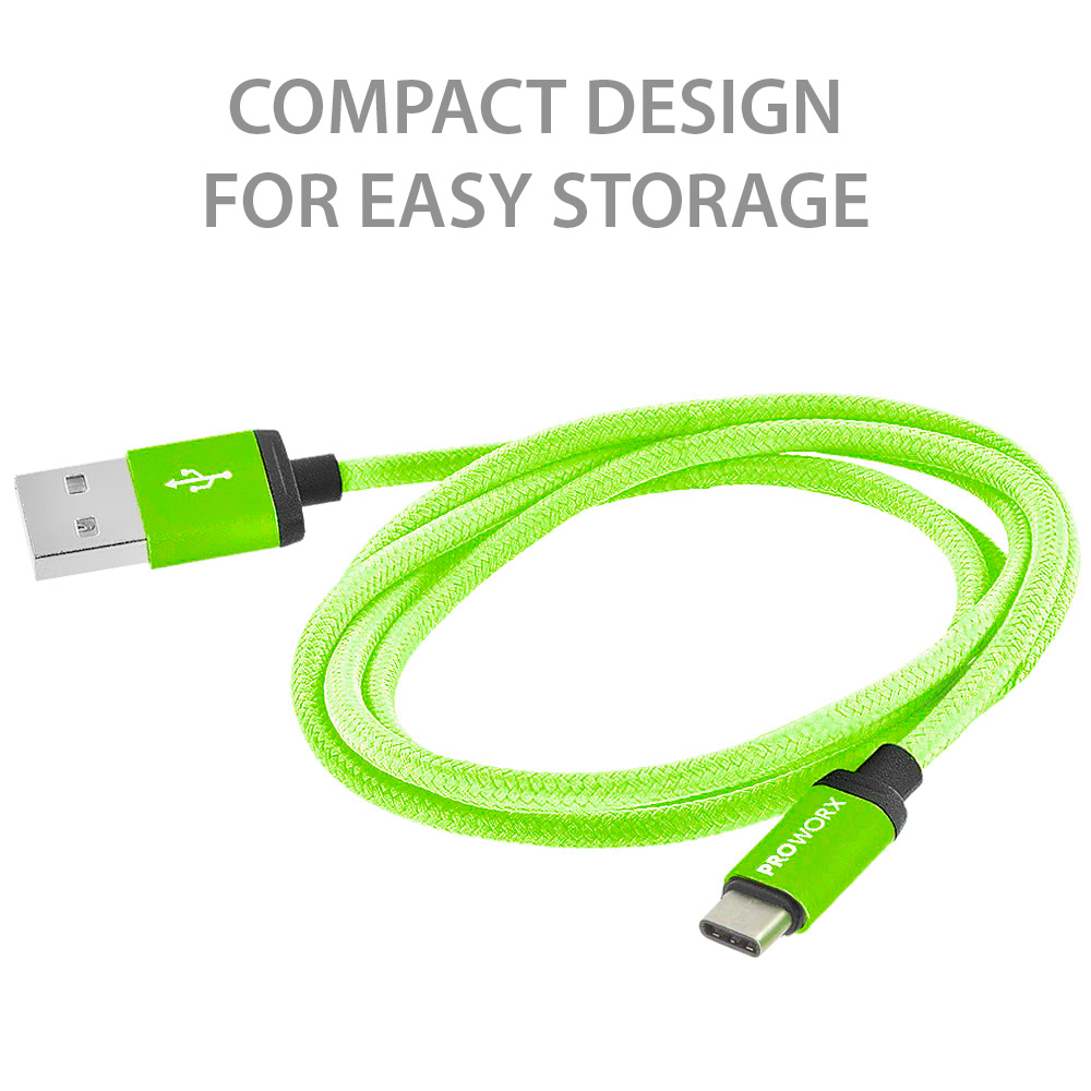 2 pack usb type c cable 3ft charging charger 3 feet for type c phones tablets ebay. Black Bedroom Furniture Sets. Home Design Ideas