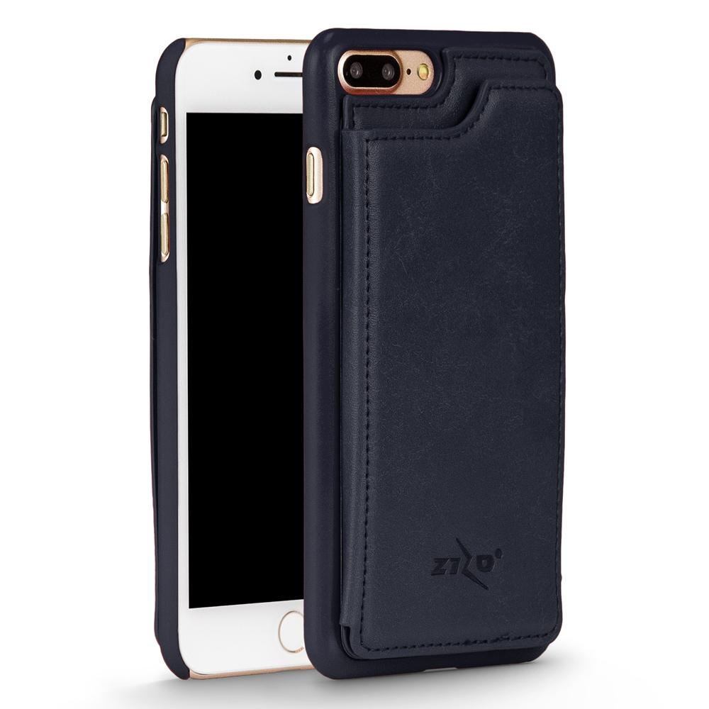 for iphone 7 plus premium hard case cover wallet folio. Black Bedroom Furniture Sets. Home Design Ideas