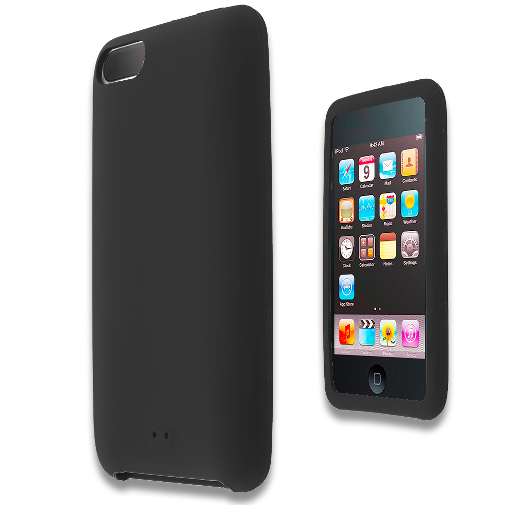 for ipod touch 3rd 2nd generation 3g 2g silicone soft skin. Black Bedroom Furniture Sets. Home Design Ideas