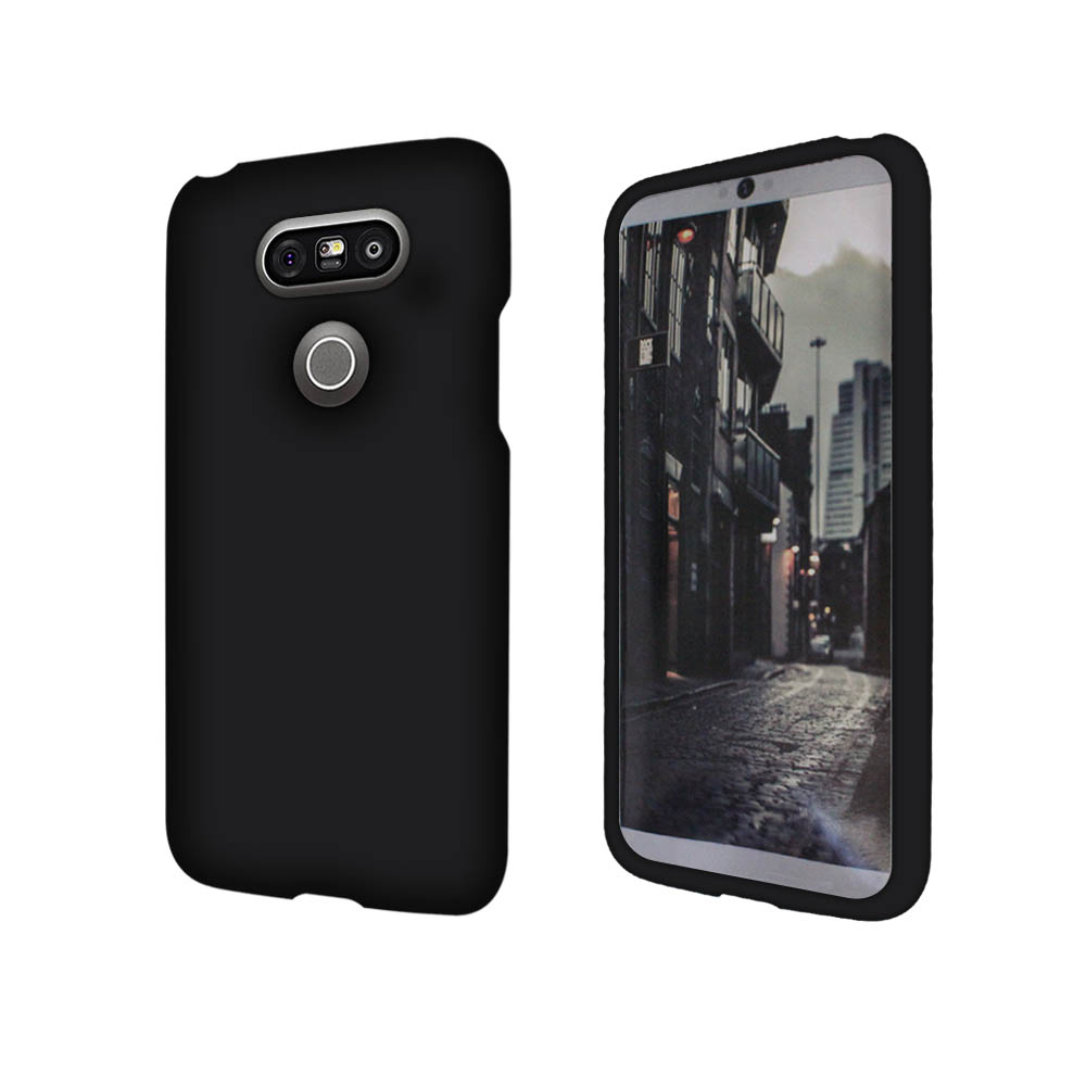 For LG G5 Matte Snap-On Hard Phone Case Cover