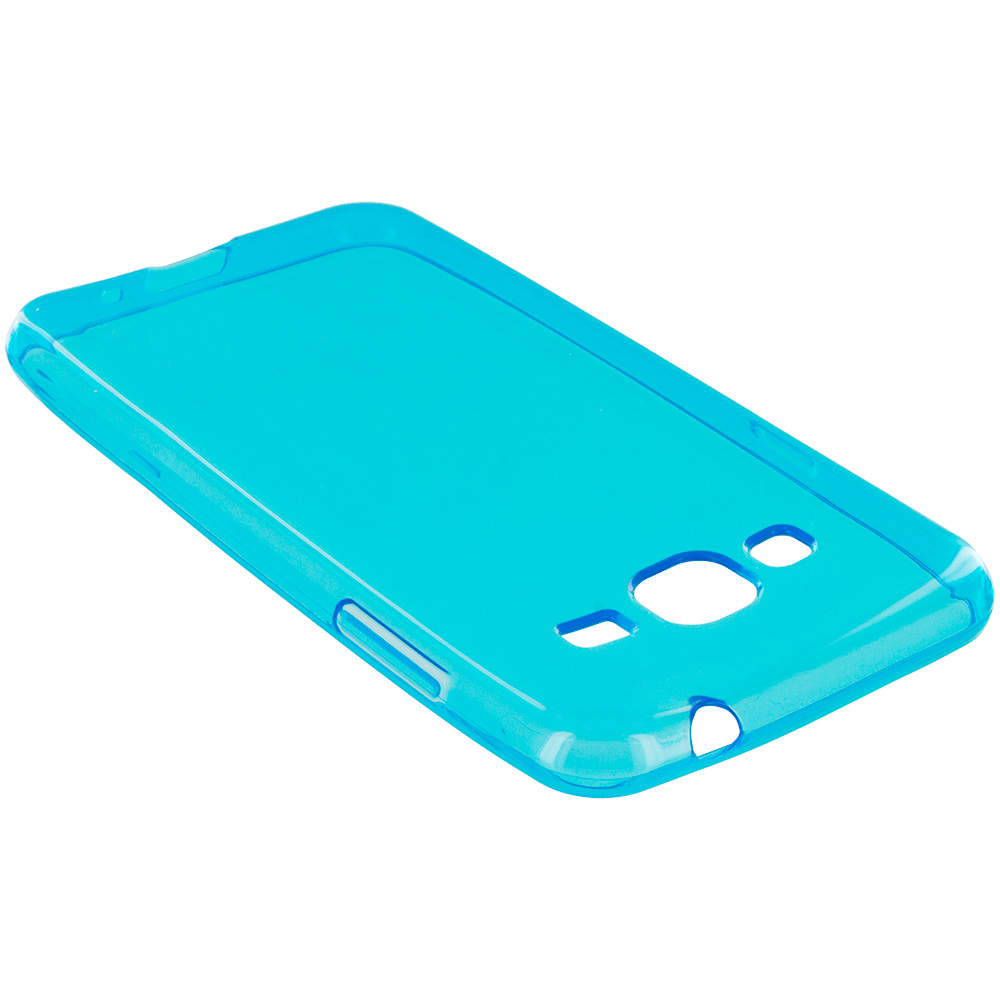how to clean a clear rubber phone case