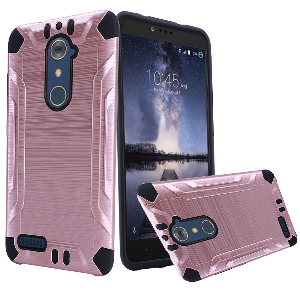 for this zte zmax pro aluminum case Holiday