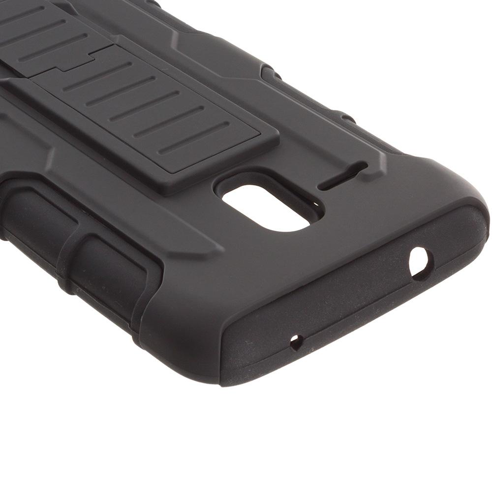 Heavy Duty Hybrid : Heavy duty defender hybrid armor clip holster hard case