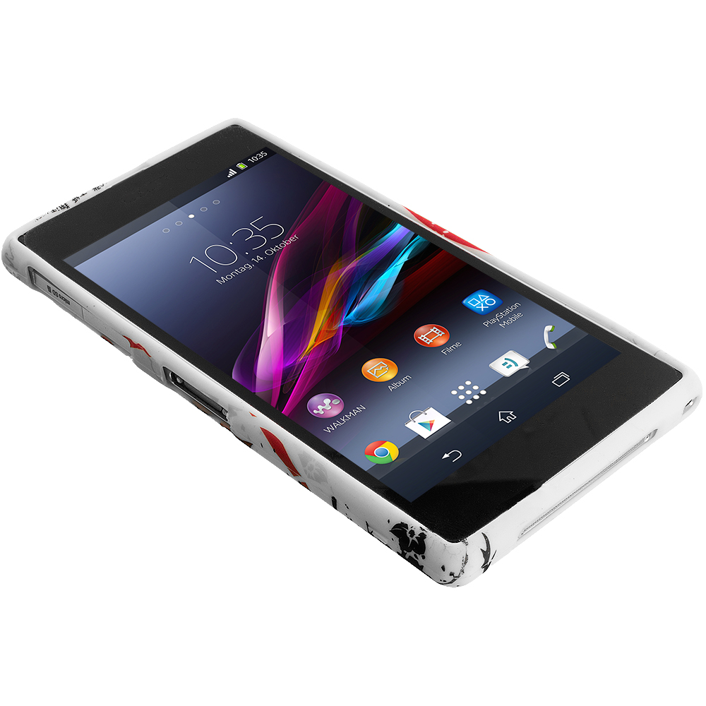 sony xperia z1 cover case ebay touch screen